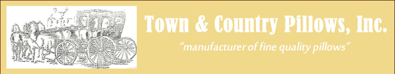Town and Country Pillows